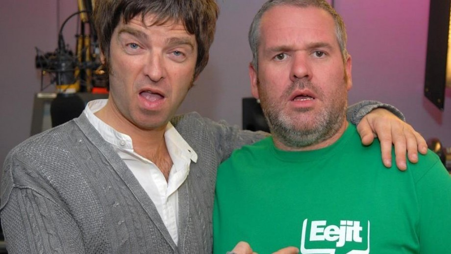 What has Chris Moyles been doing with himself lately?