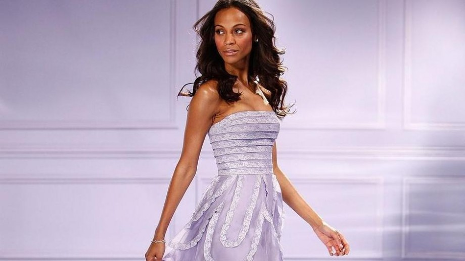 Zoe Saldana discusses gender equality in Hollywood