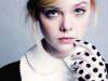 Elle Fanning shocks & captivate fans with bloody