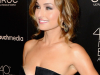 Giada De Laurentiis overcome with emotion at restaurant opening