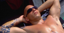 Vin Diesel shows tough guys can be romantic with singing of Maroon 5 song