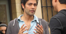 Adrian Grenier comes back into spotlight with Entourage release approaching
