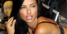 Adriana Lima impresses fashion insiders with Desigual Fall photos