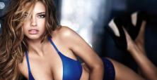 Adriana Lima still a model 'star' as 3rd highest earning model