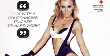 Bar Paly Mile High Club talk excites fans in Carls Jr. commercial