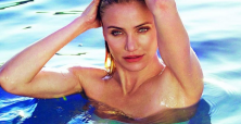 Cameron Diaz's film schedule suggests motherhood might be in her plans