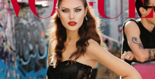 Catherine McNeil impresses fashionistas & filmmakers with French Elle cover