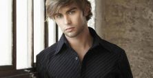 Chace Crawford has a new love and movie,