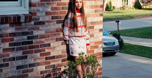 Dance star Maddie Ziegler turns into high fashion model for Elle magazine