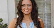 Danica McKellar is an actress who could one day be a politician