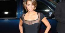 Halle Berry shows off sultry side in fragrance ad for Wild Essence
