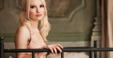 Is Emily Browning ready for the leading lady publicity she will receive in 2015?