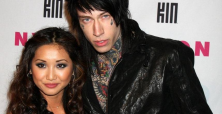 Is Trace Cyrus/Brenda Song relationship the James/Bullock of 2014?