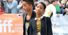 Jaden Smith and Willow Smith sleep with pet snakes