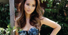 Jamie Chung looks to be transitioning into a Hollywood leading lady?