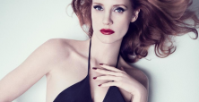 Jessica Chastain's superb acting earns her Piaget Jewelry endorsement