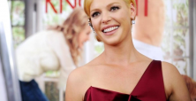 Katherine Heigl low-cut dress stokes interest in new show