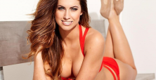 Katherine Webb a model whose rise to prominence might never be duplicated