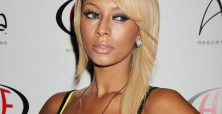 Keri Hilson hits out at Serge Ibaka's Twitter followers