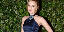 Laura Carmichael profile enhanced with US promo tour for tv series