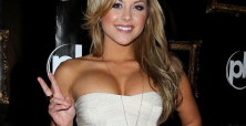 Look for Brittney Palmer to be one of the 2014 Super Bowl stars