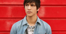 Luke Pasqualino preparing for the biggest year of his career
