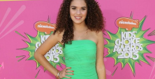 Madison Pettis lands March 2014 cover of 'Nationalist'