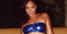 Maliah Michel, adult entertainer who is a brand ambassador star