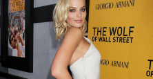 Margot Robbie secures