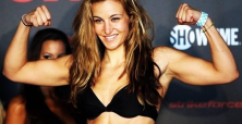 Miesha Tate's third fight vs. Ronda Rousey hints at potential 'shock' outcome