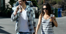 Mila Kunis gives birth to a baby girl