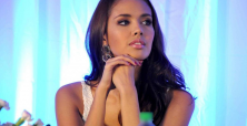 Miss World 2013 Megan Young is happy to be herself