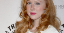 Molly C. Quinn is one of Hollywood's top young acting talents