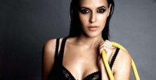 Neha Dhupia talks Bollywood films with Hollywood star in Texas