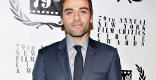 Oscar Isaac discusses his role in Star Wars: Episode VII - The Force Awakens