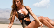 Paige Hathaway overcomes immense hardships to become fitness model star