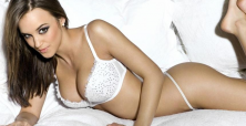 Rosie Jones' FHM World ranking a prelude to film roles in US or England?