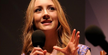 Saoirse Ronan discusses working with Wes Anderson on 'The Grand Budapest Hotel'