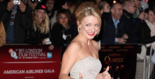 Sheridan Smith opens up about her new film 'Powder Room'