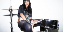 Simone Battle shows signs of resurgence with photos in