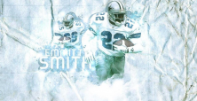 The amazing and talented Emmitt Smith