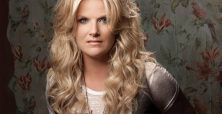 Trisha Yearwood is happy with life as a married music entertainer