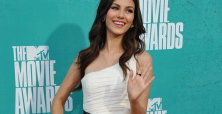 Victoria Justice creates intrigue with 'dark side' in