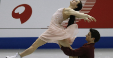 Will the 2014 Winter Olympics be Tessa Virtue's send off into TV?