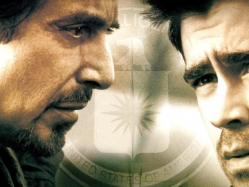 Al Pacino's praise of Colin Farrell sits well with him