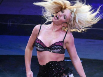 Britney Spears rewarded with huge pay raise & key to Las Vegas strip