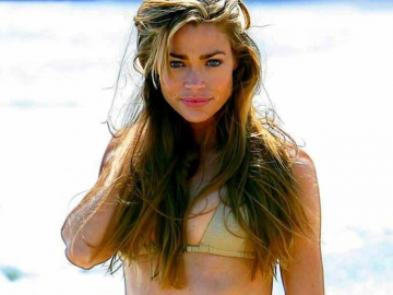 Denise Richards' gorgeous figure sparks hope of risque dramatic future roles