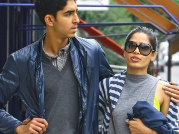 Dev Patel single man for Christmas and primed for big year in 2015