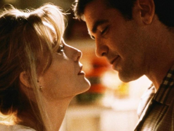 Drinks are on Michelle Pfeiffer after she wins 'Clooney' marriage bet