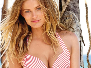 Edita Vilkeviciute is turning up the heat in her latest magazine shoots
